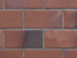 Клинкерная тротуарная плитка Stroher SPALTKLINKER 124 BRAUN-BUNT
