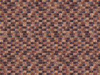 "311-40 White Hills ""Алтен брик"" (Aalten brick), коричнево-медный, плоскостной, Нормативная ширина шв"