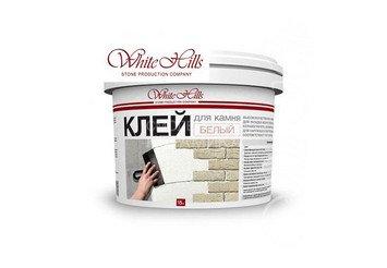 Клей для камня White-Hills «Белый» 15 кг 1