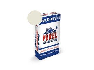 Цветная кладочная смесь Perel SL 0005 белая, 50 кг