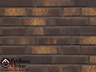 Плитка дляфасада Feldhaus Klinker R747DF14 vascu geo legoro