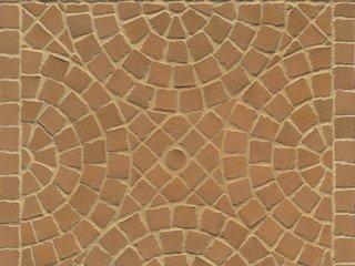 Клинкерная мозаика Feldhaus Klinker M203DF areno trigo