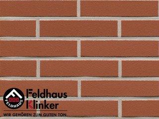 Плитка дляфасада Feldhaus Klinker R400NF14 carmesi liso