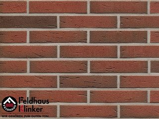 Клинкерная плитка для фасада Feldhaus Klinker R307DF9