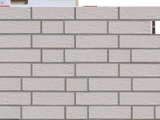 Плитка фасадная АВС klinker Weiss struktur Neu 240x71x10