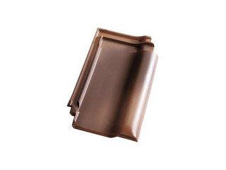 Koramic Е 32 rustika рядовая ангоб коричневая