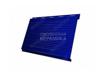 Сайдинг GL Print dp Вертикаль 0,5мм фиолетовый матовый 2