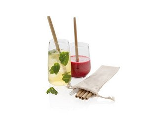 Экотрубочки для напитков /EcoGreen Straws