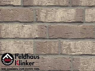Плитка клинкерная фасадная Feldhaus Klinker R682NF14
