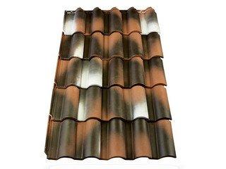Sereni EUROSTANDART corte antica рядовая глазурь коричневая