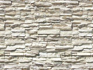"101-00 Декоративный камень White Hills ""Кросс Фелл"" (Cross Fell), белый, плоскостной, без шва"