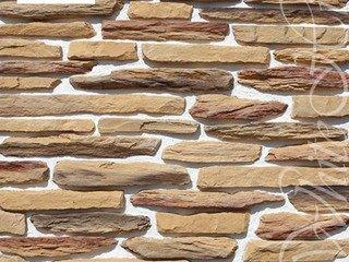 "540-55 White Hills ""Скала"", оранжевый, угловой, Нормативная ширина шва 1,5 см."