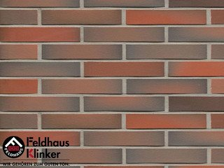 Фасадная плитка Feldhaus Klinker R484DF14* galena terreno viva