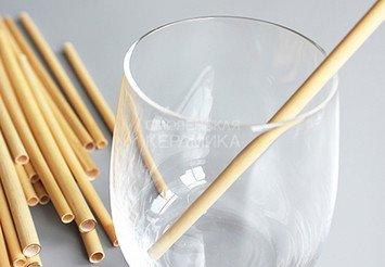 Экотрубочки для напитков /EcoGreen Straws 4