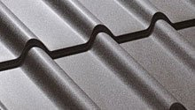 Металлочерепица Grand Line Velur Матовый 0,5мм Kamea 1180