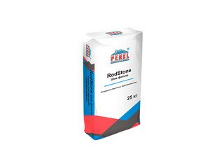 Затирка для брусчатки Perel Шов-фильтр, водопроницаемая 0953 Серый, 25 кг