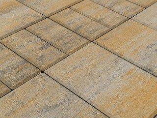 Тротуарная плитка Braer Мозаика Color Mix Песчаник 60