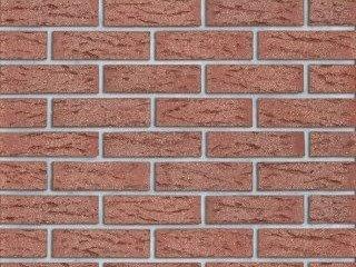 Клинкерная плитка - Victoria красный/красный рифленая Röben Рядовая 71x240 толщина 14