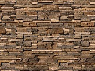 """205-40 Декоративный камень White Hills """"Фьорд Лэнд"""" (Fjord Land), коричнево-болотный, плоскостной, б"""