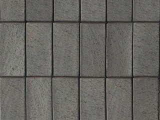 Тротуарный клинкер ABC Schieferschwarz 200х100х40