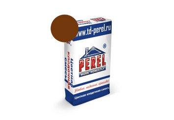 Цветная кладочная смесь Perel VL 5252 коричневая, 52 кг 1