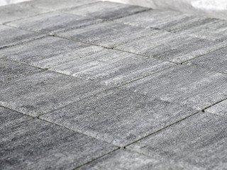 Тротуарная плитка BRAER Лувр, Color Mix Туман