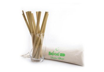 Экотрубочки для напитков /EcoGreen Straws 3