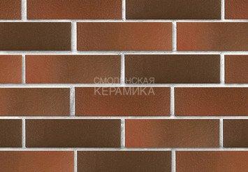 Кирпич лицевой полнотелый ЛСР Красный гладкий флэш, 1НФ 1