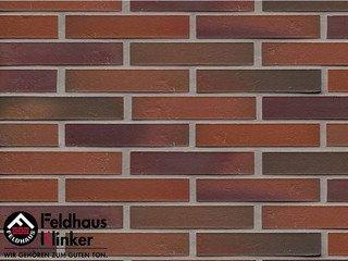 Клинкерная плитка Feldhaus Klinker R714DF14* accudo carmesi bluastro
