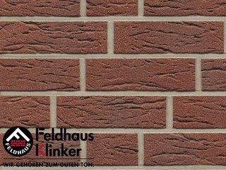 Фасадная плитка Feldhaus Klinker R555NF9 terra antic mana