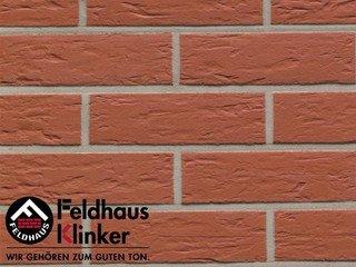 Плитка дляфасада Feldhaus Klinker R440NF9 carmesi senso