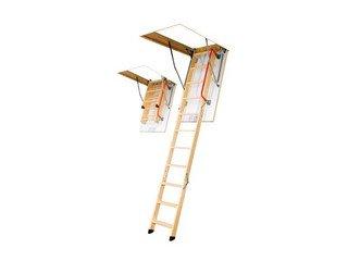 Лестница чердачная LWT Fakro Дерево 700х1200/2800