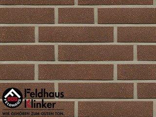 Клинкерная плитка для фасада Feldhaus Klinker R550DF9