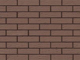 Кирпич лицевой BRAER Светло-коричневый, риф 1 НФ