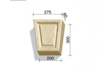 732-14 Замковый камень Z4