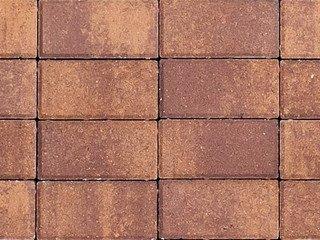 Брусчатка Steingot Прямоугольник 200х100х60 Terracotta N3