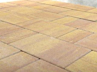 Тротуарная плитка Braer Старый город Ландхаус Color Mix Рассвет 60