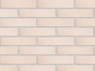 Клинкер фасадный ЛСР «Неаполь» белый гладкий