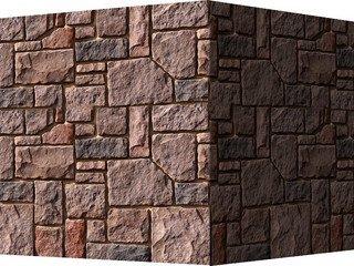 "512-45 White Hills ""Дарем"" (Durham), темно-коричневый, угловой, Нормативная ширина шва 1,5 см."