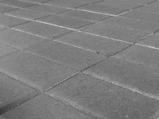 Тротуарная плитка BRAER Прямоугольник Серый, 40 мм