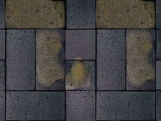 Брусчатка Roben SCHWABING (schwarz-buntgeflammt gefast) 200x100x40