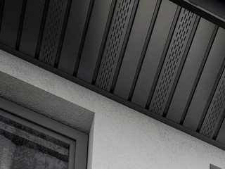 Наружный угол 3м BUDMAT чёрный