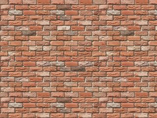 "305-51 White Hills ""Бремен брик"" (Bremen brick), оранжевый, тычки, Нормативная ширина шва 1,2 см."